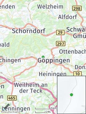Here Map of Wangen