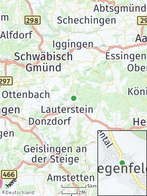 Here Map of Degenfeld