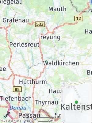 Here Map of Röhrnbach