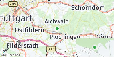 Google Map of Altbach