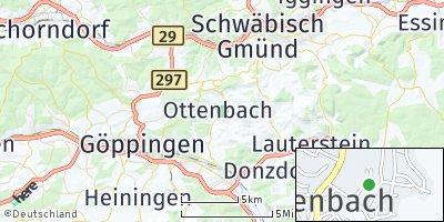 Google Map of Ottenbach