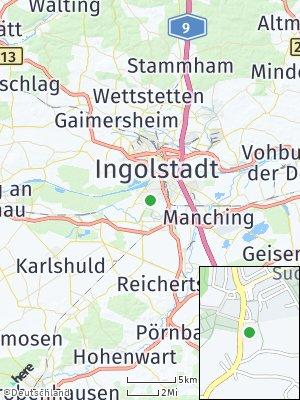 Here Map of Spitalhof
