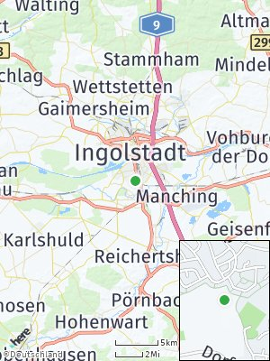Here Map of Unsernherrn