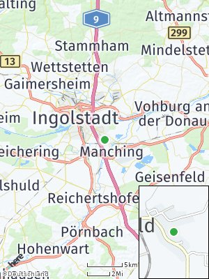 Here Map of Niederfeld