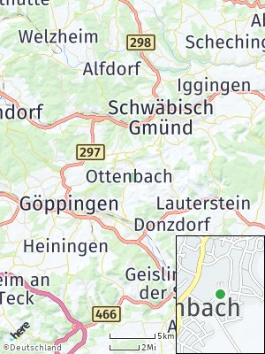 Here Map of Ottenbach