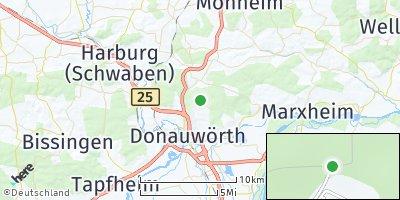 Google Map of Lederstatt