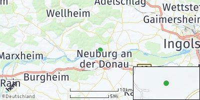 Google Map of Laisacker
