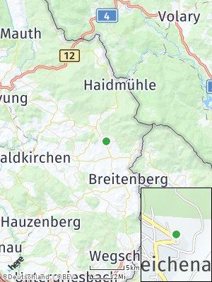 Here Map of Neureichenau