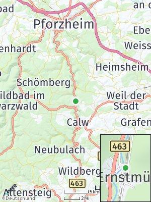 Here Map of Ernstmühl