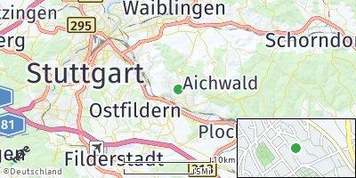 Google Map of Serach