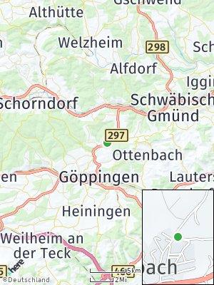 Here Map of Birenbach
