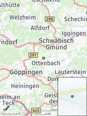 Here Map of Lenglingen