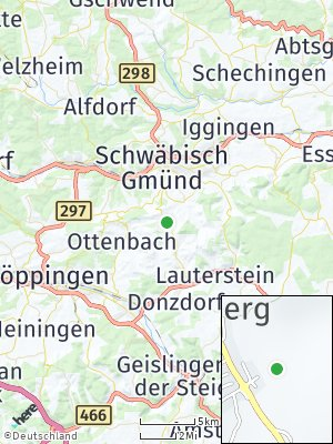 Here Map of Rechberg