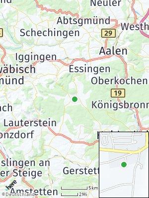 Here Map of Bartholomä