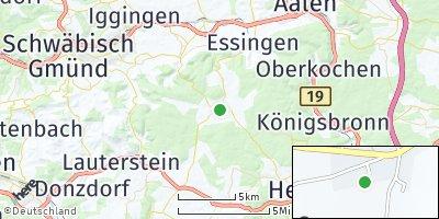 Google Map of Bartholomä
