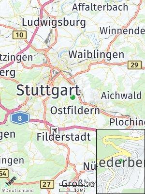 Here Map of Lederberg