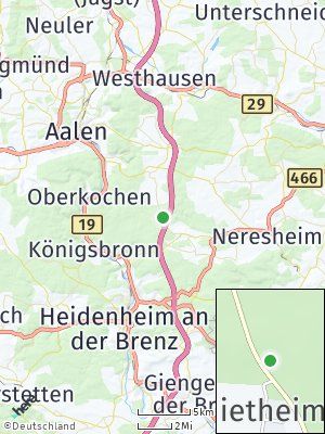 Here Map of Nietheim