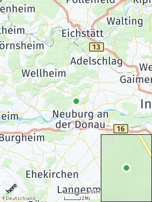 Here Map of Gietlhausen