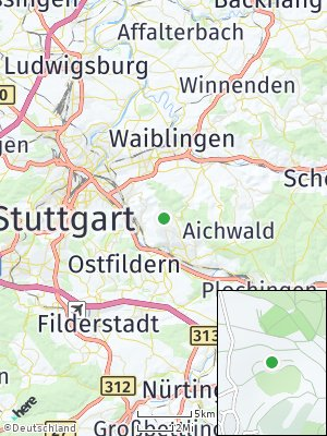 Here Map of Krummenacker