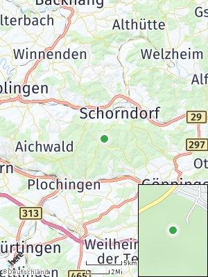 Here Map of Schlichten