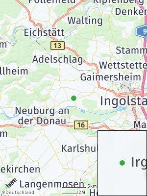 Here Map of Bergheim