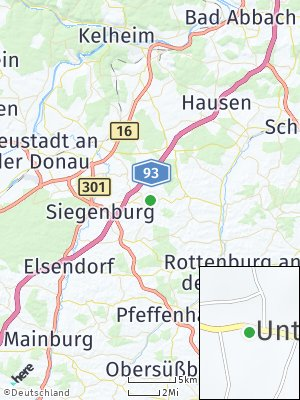 Here Map of Kirchdorf