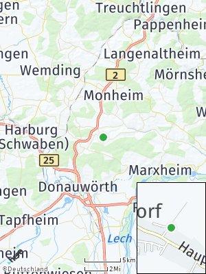 Here Map of Buchdorf