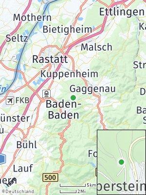 Here Map of Ebersteinburg