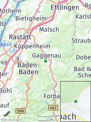 Here Map of Selbach