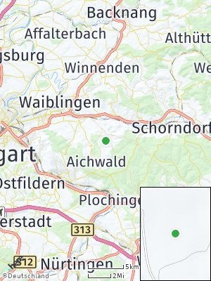 Here Map of Schnait