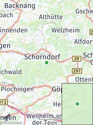 Here Map of Oberberken