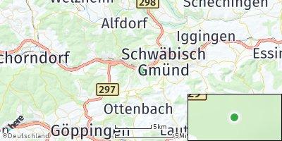 Google Map of Schönbronn