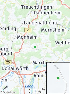 Here Map of Daiting