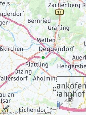 Here Map of Mainkofen