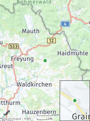 Here Map of Grainet