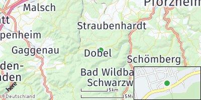 Google Map of Dobel