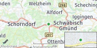 Google Map of Lorch
