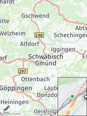 Here Map of Schurrenhof