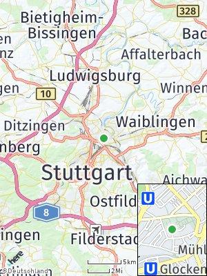 Here Map of Altenburg