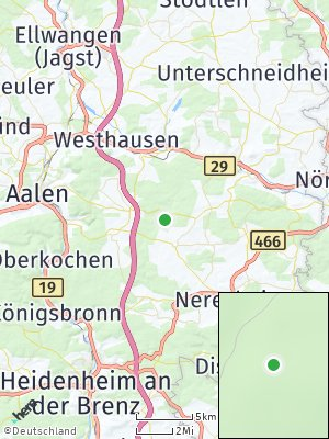 Here Map of Beuren