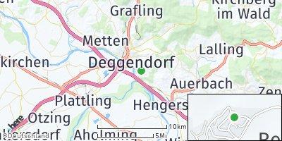 Google Map of Ufersbach