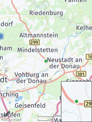 Here Map of Pförring