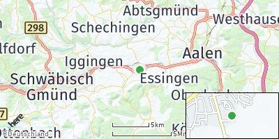 Google Map of Mögglingen