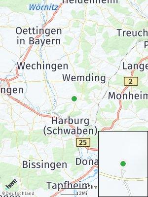 Here Map of Huisheim