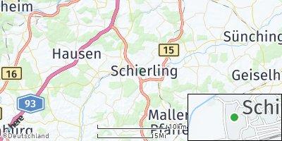 Google Map of Schierling