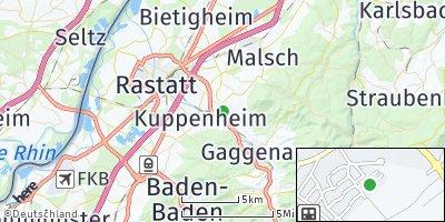 Google Map of Bischweier