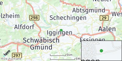 Google Map of Iggingen