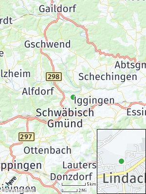 Here Map of Lindach
