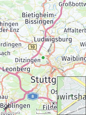 Here Map of Neuwirtshaus