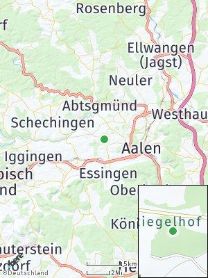 Here Map of Faulherrnhof